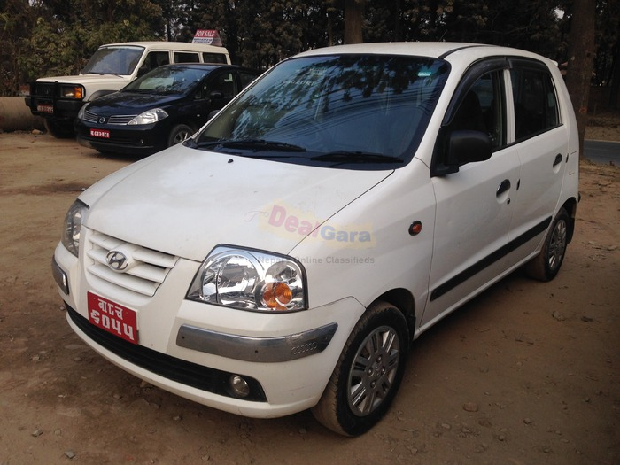 Santro Gls 2010 on sale At best price [Price Rs. 12,50,000 ...
