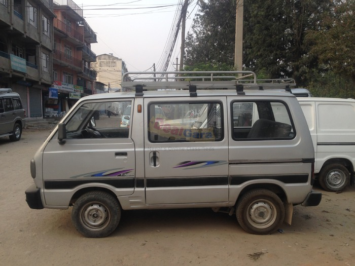 Maruti Suzuki Omni Van 2009 For Sale [Price Rs. 7,60,000 ...