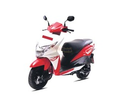 Latest Honda Dio 2016 Red And White On Sale