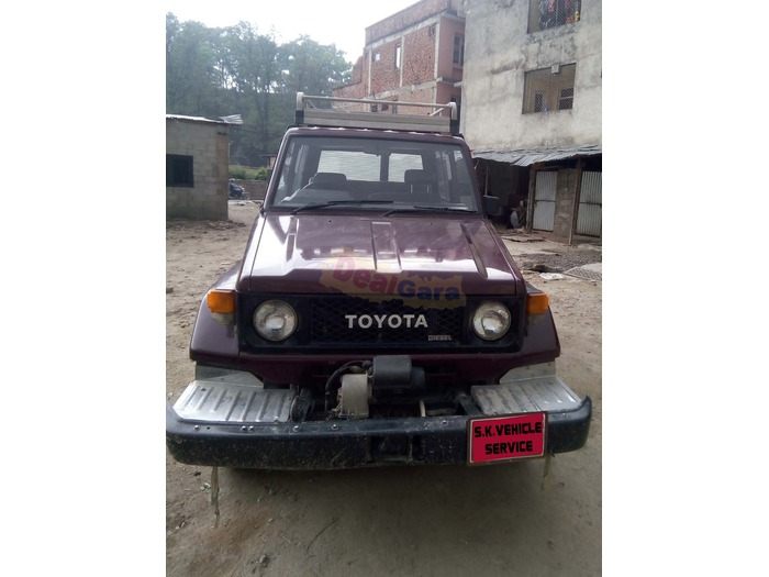 Toyota Land Cruiser 4wd Fully Loaded Suv Jeep On Sale