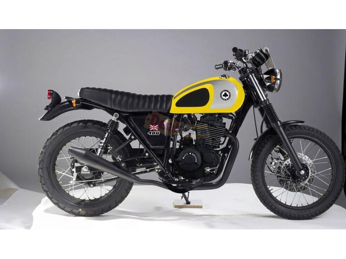 Ace British XY400 Scrambler