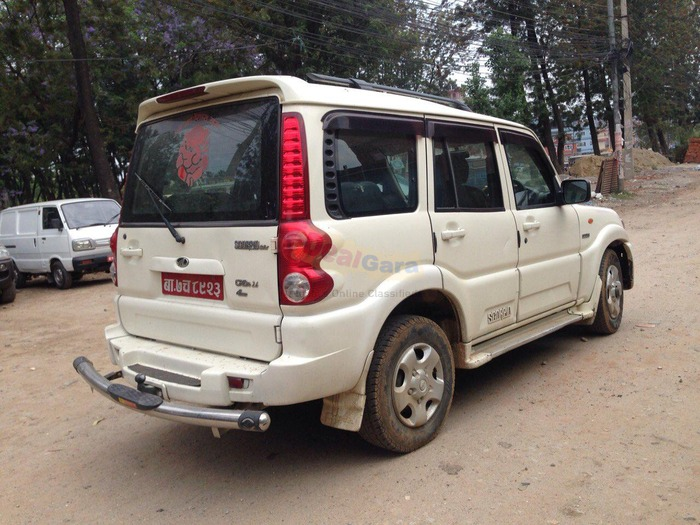 Mahindra Scorpio Slx 4wd 2010 For Sale Price Rs 31