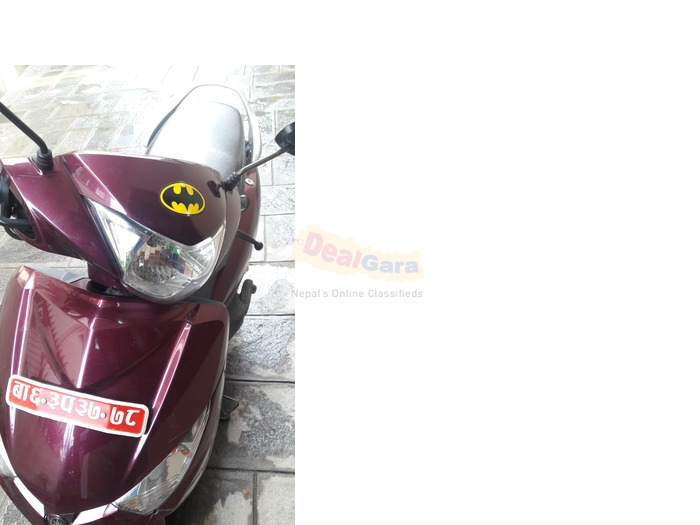 Yamaha Scooter on Sale or Exchange ! [Price Rs  1,05,000] Kathmandu