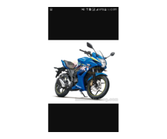 Suzuki Gixxer sf sale or exchange