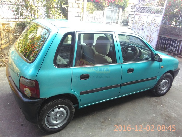 Maruti Suzuki Zen Car Price Rs 4 85 000 Pokhara Nepal Dealgara Com