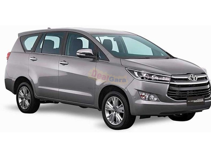 Toyota Innova Crysta ZX AT [Price Rs. 92,75,000 ...