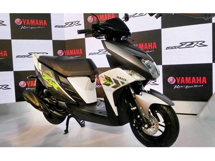 urgent sell ray ZR yamaha scooter [Price Rs  1,50,000] Pokhara
