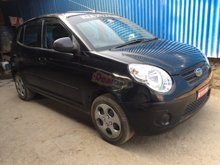 kia picanto lx 2009 model is for sale price rs 10 50 000. Black Bedroom Furniture Sets. Home Design Ideas
