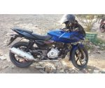 220 pulsar on sell koshi bike